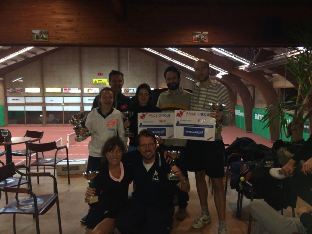 X trophy EuroPadel