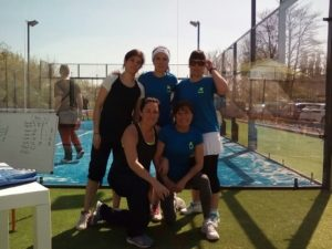 SEMIFINALES CHICAS