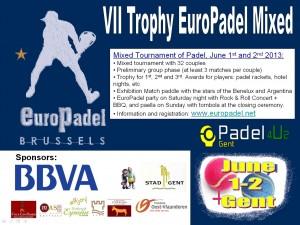 VII trophyEuroPadel